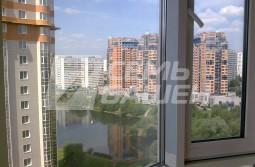 Продается 3-х комнатная квартира без отделки в ЖК «МИРАКС-ПАРК»