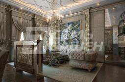 Продается 4-х комнатная квартира в новом элитном жилом комплексе «Петровский Клубный Дом»