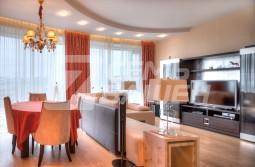 Эффектная 3-х комнатная квартира в ЖК «Миракс Парк» премиум-класса