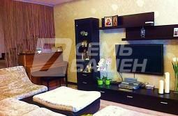 Продается 2-х уровневая квартира с отделкой и мебелью
