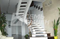 5-комнатная квартира с отделкой в ЖК «МИРАКС-ПАРК»