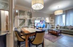 4-х комнатная квартира в ЖК МИРАКС-ПАРК