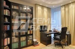 3-х комнатная квартира с отделкой и мебелью в ЖК МИРАКС-ПАРК