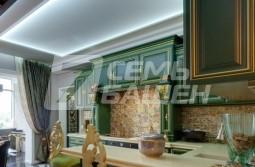 4-х комнатная квартира с отделкой и мебелью в ЖК МИРАКС-ПАРК