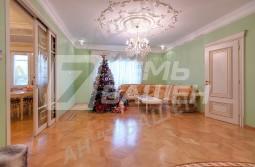 4-х комнатная полуторауровневая квартира с отделкой и мебелью в ЖК МИРАКС-ПАРК