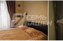 3-х комнатная квартира с отделкой и мебелью в ЖК «МИРАКС-ПАРК»
