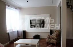 5-комнатная квартира с отделкой и мебелью в ЖК «МИРАКС ПАРК»