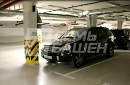 Машиноместо в подземном паркинге ЖК «МИРАКС ПАРК»