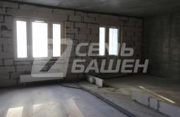 3-х комнатная квартира без отделки в ЖК «МИРАКС-ПАРК»