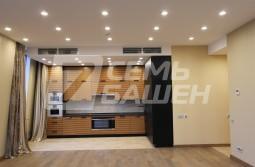 3-х комнатная видовая квартира с отделкой в ЖК «ДОМ НА МОСФИЛЬМОВСКОЙ»