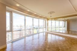 Видовая 3-х комнатная квартира с отделкой в ЖК «МИРАКС-ПАРК»