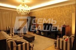 3 комнатная квартира с отделкой и мебелью в ЖК «МИРАКС-ПАРК»