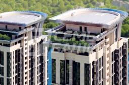 Четырехкомнатная квартира свободной планировки в ЖК «ДОЛИНА СЕТУНЬ» премиум-класса