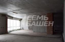Многокомнатная квартира без отделки в ЖК МИРАКС-ПАРК