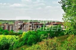 3-х комнатная квартира свободной планировки в ЖК «Олимпийская деревня Новогорск»