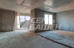 2-х комнатная квартира без отделки в ЖК «МИРАКС-ПАРК»