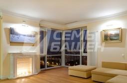 5-ти комнатная квартира с отделкой и мебелью в ЖК МИРАКС-ПАРК