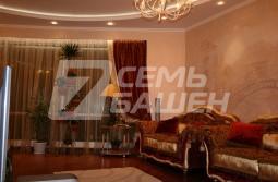 3-х комнатная квартира с отделкой и мебелью