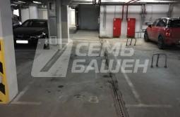 Семейное машиноместо в подземном паркинге ЖК Миаркс-Парк