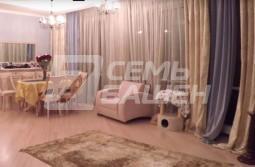 4-х комнатная квартира с отделкой и мебелью
