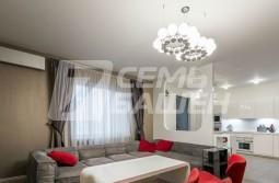 4-х комнатная квартира в ЖК «Миракс-Парк» с отделкой