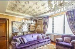 3-х комнатная видовая квартира с эксклюзивной отделкой