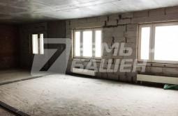 3х-комнатная квартира без отделки.
