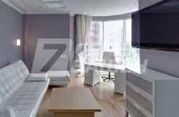 2-х комнатная квартира с видом на пруд в ЖК «Миракс-Парк»